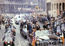 Ticker Tape Parade