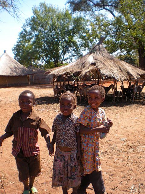 Mukuni Village: Home of Lion King