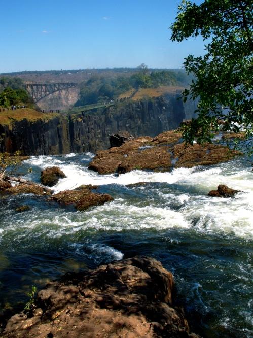 Mighty Zambezi @ Victoria Falls