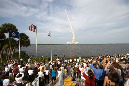 STS-127 Lift Off