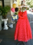 Wimberley: The Red Dress