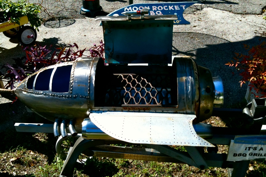 Wimberley Moon Rocket BBQ
