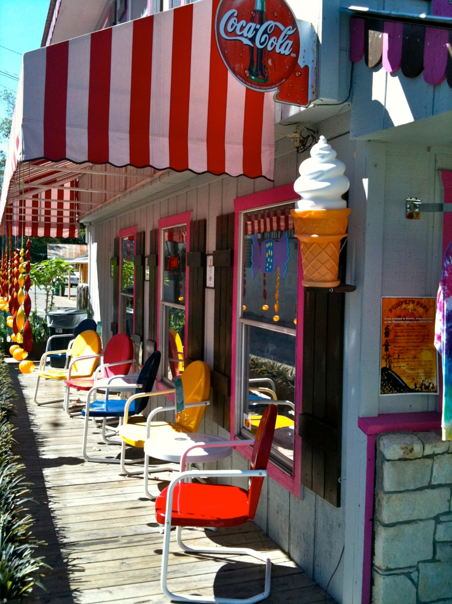 Wimberley Ice Cream