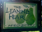 Wimberley Leaning Pear