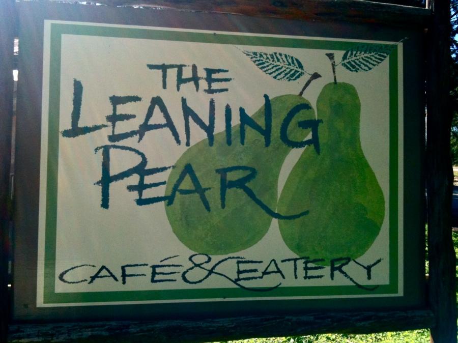Wimberley Leaning Pear