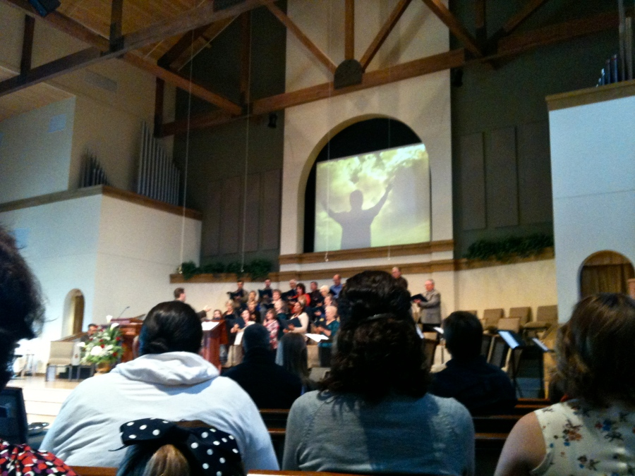San Marcos New FBC sanctuary