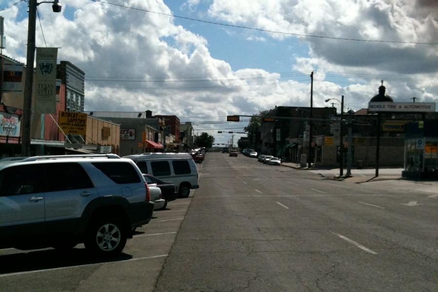 San Marcos: Downtown