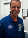 STS-128 astronaut Christer Fugelsang