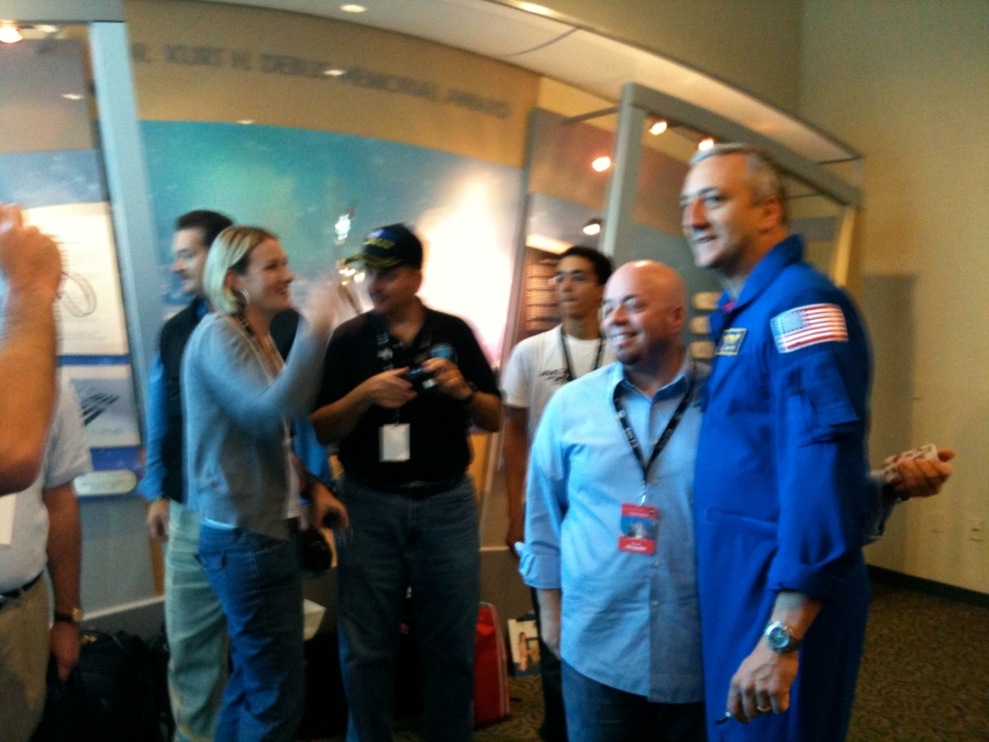 Tweeps with @astro_mike