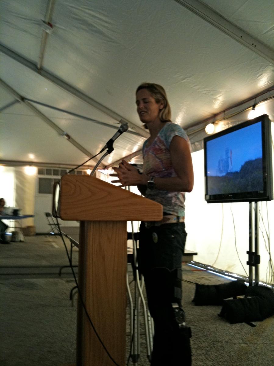 Olympian Dara Torres