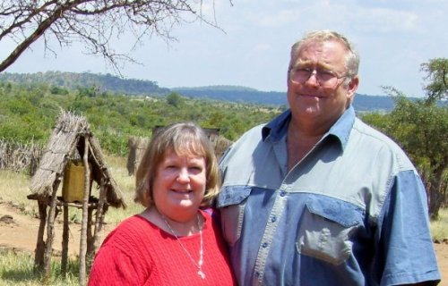 Phil and Melody Stephens serving God in Zambia