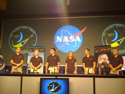 STS-127 Tweet-Up at NASA HQ