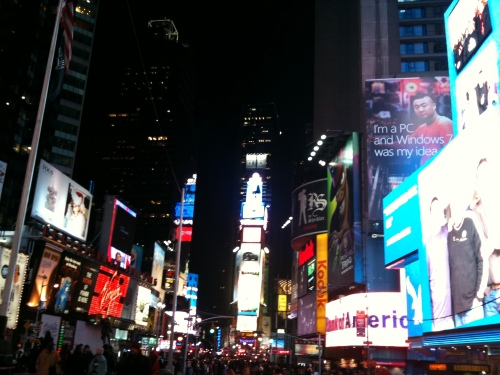 NYC: Times Square