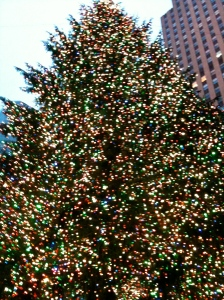 Tree @ Rockefeller Center