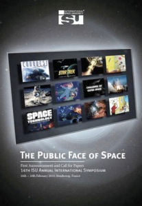 """The Public Face of Space"" ISU symposium."