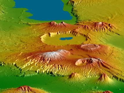 Geological Safari: Crater Highlands, East Africa