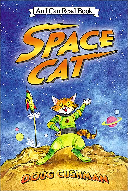Space Cat by Doug Cushman