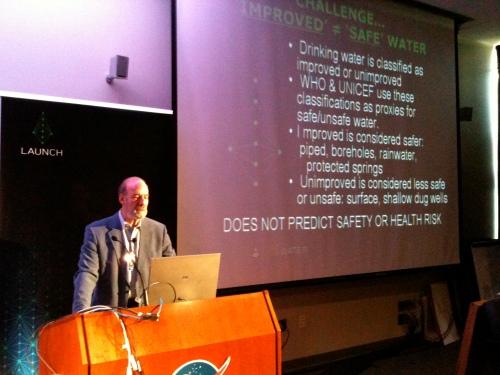 Innovator Mark Sobsey