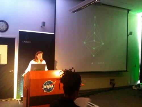 NASA's Deputy Lori Garver