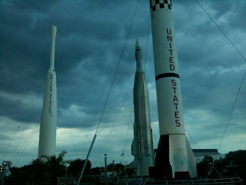 KSC Rocket Garden