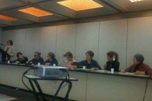SCBWI agent panel