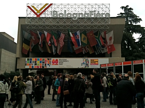 Bologna International Children's Book Fair 2010