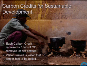Manna Energy Carbon Credits