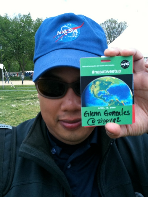 My space tweep buddy Glenn @zippyG2