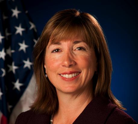NASA's Deputy Lori Garver. Photo: NASA