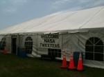Tweetup Tent
