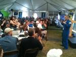 Astronaut Dave Wolf