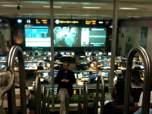 Flight Director Ed Van Cise  @Carbon_Flight