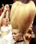 No, Beth Moore's hair doesn't look like this!