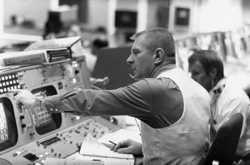 NASA's Gene Kranz