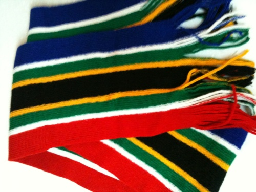 South African Space Delegation Scarf
