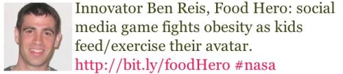LAUNCH Innovator Ben Reis