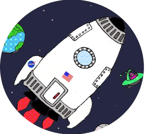 Moon Rocket