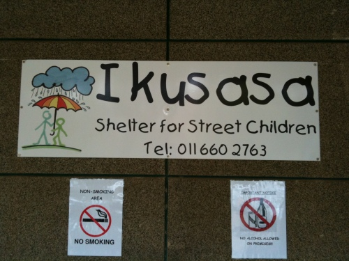 Bethany House Ikusasa Shelter for Street Children