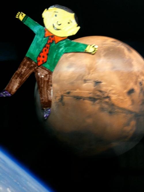 Flat Stanley: Mars