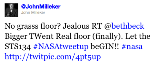 @JohnMilleker tweet