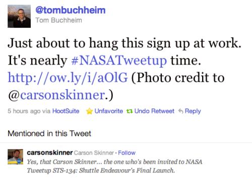 @tombuchheim tweet