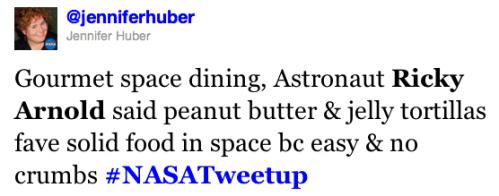 @jenniferHuber Ricky Arnold food tweet