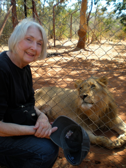 Zambia: Even lions adore my Mother...