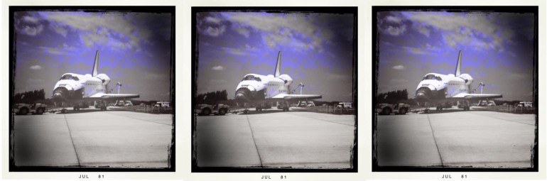 Atlantis Post-Landing