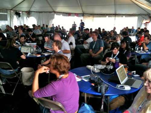 NASA tweetup Twent-full