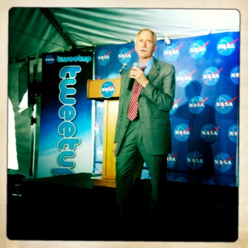 Space Operations Chief Bill Gerstenmaier