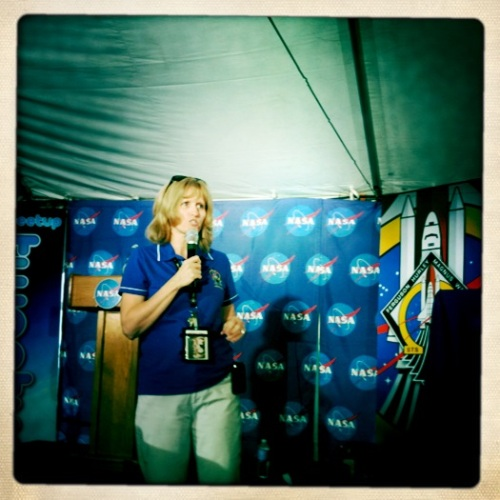 Angie Brewer, Atlantis' Flow Director
