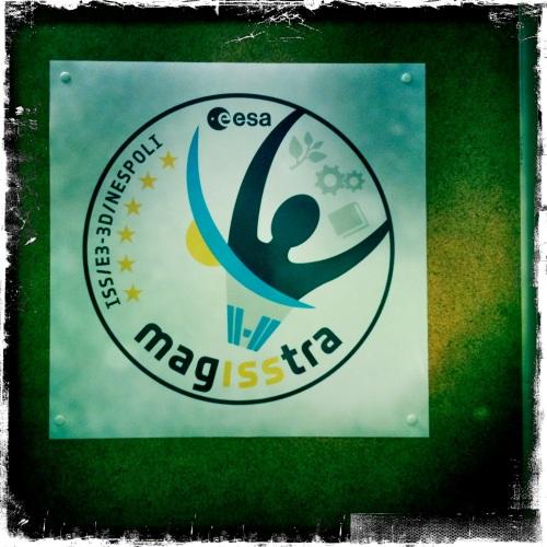 ESA MagISStra Mission Logo