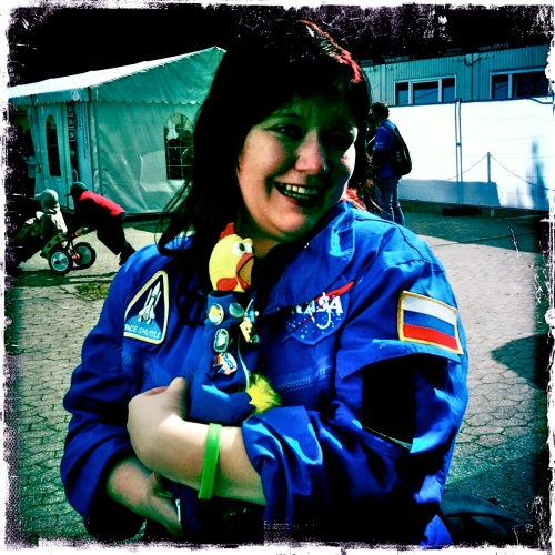 SpaceTweetup @Camilla_SDO Fan