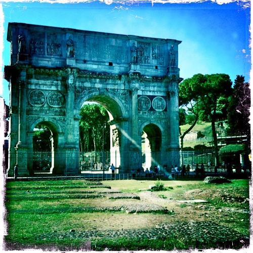Roma: Arco di Constantino